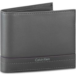 Portfele męskie: Duży Portfel Męski CALVIN KLEIN BLACK LABEL – Elias 5CC + Coin K50K502274  020