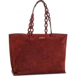 Torebka COCCINELLE - CL6 Naive Suede E1 CL6 11 02 01 Bourgogne R00. Czerwone torebki klasyczne damskie Coccinelle, ze skóry. W wyprzedaży za 909,00 zł.