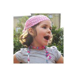 Czapeczki niemowlęce: LÄSSIG Chusta na głowę Twister Kids Mushroom Pink