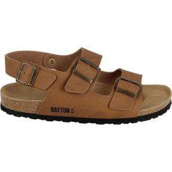 Sandały męskie: Sandały w kolorze jasnobrązowym
