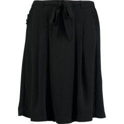 Spódniczki plisowane damskie: Kaffe MOLLY Spódnica trapezowa black deep