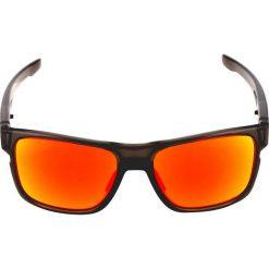 Oakley CROSSRANGE Okulary przeciwsłoneczne grey smoke/prizm ruby. Szare okulary przeciwsłoneczne damskie lenonki marki Oakley. Za 719,00 zł.