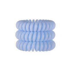 Invisibobble Power Hair Ring gumka do włosów 3 szt dla kobiet Something Blue. Niebieskie ozdoby do włosów INVISIBOBBLE. Za 16,84 zł.