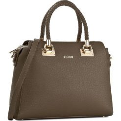 Torebki klasyczne damskie: Torebka LIU JO – Shopping L Anna N67089 E0087  Lupetto 90617