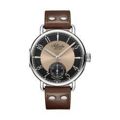 Zegarki męskie: Atlantic 57950.41.65B Worldmaster 130TH Anniversary - Zobacz także Książki, muzyka, multimedia, zabawki, zegarki i wiele więcej