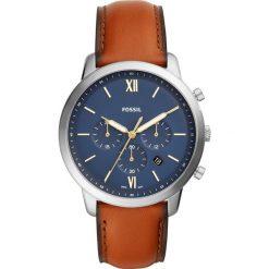 Fossil - Zegarek FS5453. Różowe zegarki męskie marki Fossil, szklane. Za 599,90 zł.