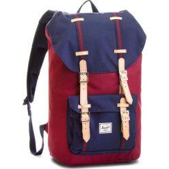 Plecaki męskie: Plecak HERSCHEL – Lil Amer 10014-01833  Windsor Wine/Peacoat