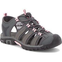 Sandały damskie: Sandały HI-TEC - Eritio AVSSS18-HT-01-Q2  Pink/Carbon Grey/Dark Grey