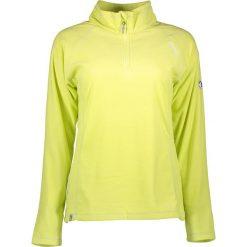 """T-shirty damskie: Koszulka funkcyjna """"Montes"""" w kolorze żółtym"""