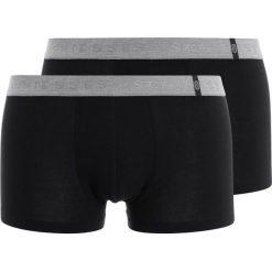 Bokserki męskie: Schiesser 2 PACK Panty schwarz