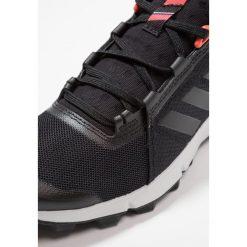 Adidas Performance TERREX AGRAVIC SPEED W Obuwie hikingowe core black/footwear white. Brązowe buty sportowe damskie marki adidas Performance, z gumy. Za 549,00 zł.