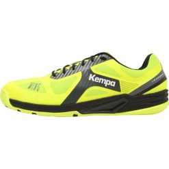 Kempa WING LITE CAUTION  Obuwie do piłki ręcznej fluo gelb/anthrazit/schwarz. Żółte buty do koszykówki męskie Kempa, z materiału. W wyprzedaży za 356,85 zł.