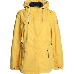 G.I.G.A. DX TANKORI Kurtka przeciwdeszczowa sonnengelb. Żółte kurtki damskie turystyczne marki G.I.G.A. DX, z materiału. W wyprzedaży za 405,30 zł.