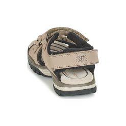 Sandały sportowe Dziecko  Geox  J BOREALIS B. B. Brązowe buty sportowe chłopięce Geox. Za 239,20 zł.