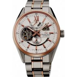 Zegarki męskie: Zegarek męski Orient Star SDK05001W0