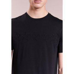 T-shirty męskie z nadrukiem: The Editor START STICH  Tshirt z nadrukiem black