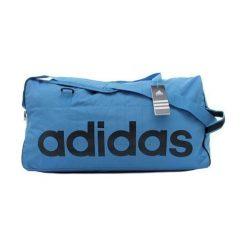 Torby podróżne: Adidas Torba Linear Performance Teambag niebieska (AB2295)