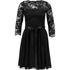 Swing Sukienka koktajlowa schwarz. Czarne sukienki koktajlowe marki Swing, z materiału. Za 399,00 zł.