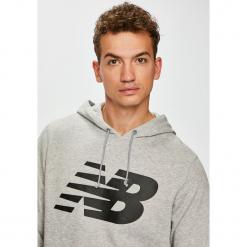 New Balance - Bluza. Brązowe bluzy męskie rozpinane marki SOLOGNAC, m, z elastanu. Za 229,90 zł.