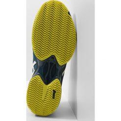 ASICS GELSOLUTION SPEED 3 CLAY Obuwie do tenisa Outdoor ink blue/white/sulphur spring. Czarne buty do tenisa męskie marki Asics. Za 619,00 zł.