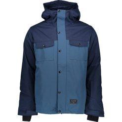 Kurtka narciarska w kolorze niebieskim. Niebieskie kurtki męskie marki Billabong, m. W wyprzedaży za 385,95 zł.