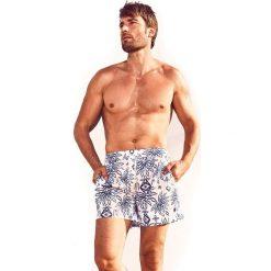 Męskie szorty kąpielowe DAVID 52 Blue Sky Caicco. Niebieskie szorty męskie marki Astratex, z bawełny. Za 128,00 zł.