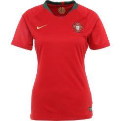Nike Performance FPF PORTUGAL HOME Koszulka reprezentacji gym red. Niebieskie bluzki sportowe damskie marki Nike Performance, m, z materiału. Za 359,00 zł.