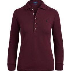 Odzież damska: Polo Ralph Lauren SLIM FIT Koszulka polo autumn wine