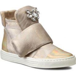 Sneakersy CARINII - B3522 Venus 14 Plat Multik/Dave Met 6715. Brązowe sneakersy damskie Carinii, z materiału. W wyprzedaży za 279,00 zł.