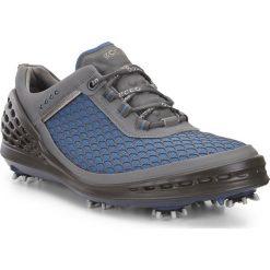 Golfy męskie: ECCO Men's Golf Cage – Niebieski – 39