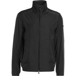 BOSS ATHLEISURE JEENZ Kurtka wiosenna black. Niebieskie kurtki męskie marki BOSS Athleisure, m. W wyprzedaży za 701,40 zł.