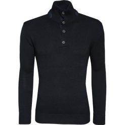 Sweter FILIPPO 15-96CS. Brązowe swetry klasyczne męskie Giacomo Conti, na jesień, m, z bawełny. Za 259,00 zł.