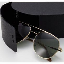 Prada Okulary przeciwsłoneczne goldcoloured. Żółte okulary przeciwsłoneczne damskie Prada. Za 1069,00 zł.