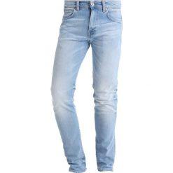 Spodnie męskie: Edwin ED85 DROP CROTCH Jeansy Slim Fit luster wash