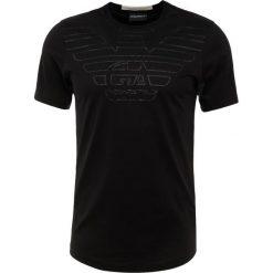 Emporio Armani Tshirt z nadrukiem nero/aquila. Czarne t-shirty męskie z nadrukiem Emporio Armani, m, z bawełny. Za 449,00 zł.