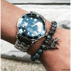Biżuteria i zegarki: Bransoletka męska HE WOLF