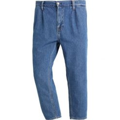 Spodnie męskie: Carhartt WIP ABBOTT MAVERICK Jeansy Zwężane blue stone washed