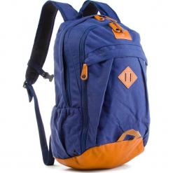 Plecak CATERPILLAR - Glass 83516-184 Midnifht Blue. Niebieskie plecaki męskie Caterpillar, z materiału. W wyprzedaży za 169,00 zł.