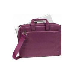 Torby podróżne: 8211 10.1 cali Purpurowy Torba na notebooka RIVACASE
