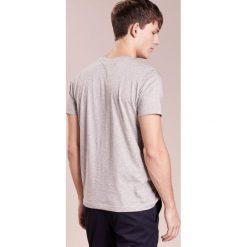 BOSS ATHLEISURE TEE Tshirt z nadrukiem grey melange. Niebieskie koszulki polo marki BOSS Athleisure, m. Za 369,00 zł.
