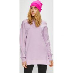 Tally Weijl - Bluza. Szare bluzy rozpinane damskie TALLY WEIJL, l, z aplikacjami, z bawełny, bez kaptura. W wyprzedaży za 79,90 zł.