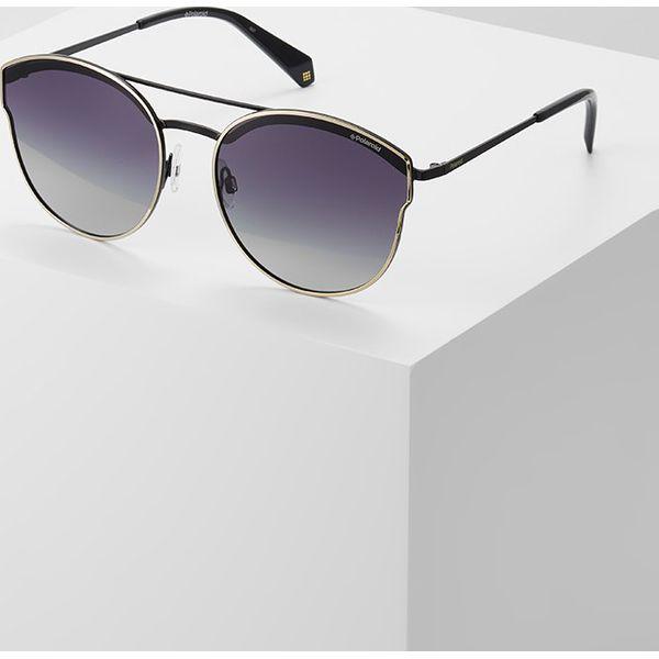 b2cac8ce62e9bc Polaroid Okulary przeciwsłoneczne goldcoloured - Niebieskie okulary ...