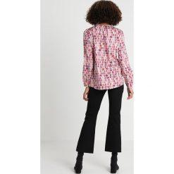 Seidensticker Bluzka pink. Czerwone bluzki longsleeves Seidensticker, z bawełny. Za 449,00 zł.