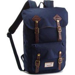 Plecak DOUGHNUT - 8077C-0069-F  Cordura Navy. Niebieskie plecaki męskie Doughnut, z materiału. Za 389,00 zł.