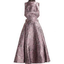 Sukienki hiszpanki: Topshop Sukienka koktajlowa grey
