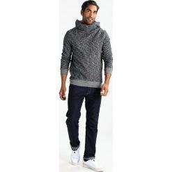 Bejsbolówki męskie: Ragwear HOOKER Hood Bluza black melange