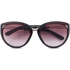 Okulary przeciwsłoneczne bonprix brązowy. Brązowe okulary przeciwsłoneczne damskie marki bonprix. Za 34,99 zł.