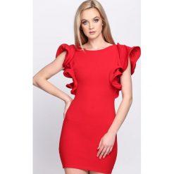 Czerwona Sukienka Violet Garden. Czerwone sukienki letnie Born2be, s. Za 49,99 zł.