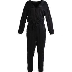 Sisley Kombinezon black. Czarne kombinezony damskie marki Sisley, z materiału. Za 579,00 zł.