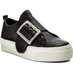 Sneakersy BRONX - 66047-AA BX 425 Black 1. Czarne sneakersy damskie marki Bronx, z materiału. W wyprzedaży za 219,00 zł.
